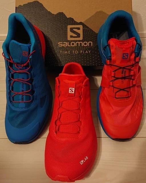 best cheap ab48c e1e13 SALOMON International: Running shoes and clothing, trail ...