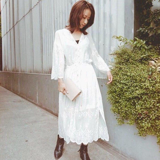 sunny_asj - Aileen Zinnia Dress