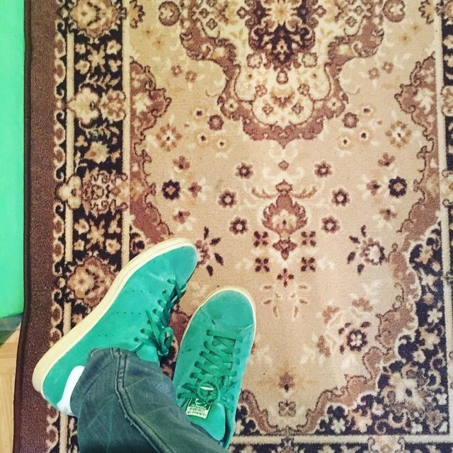 hello my name is  doctor greentoe 💚👟👟💚 #stansmith #4life #oida