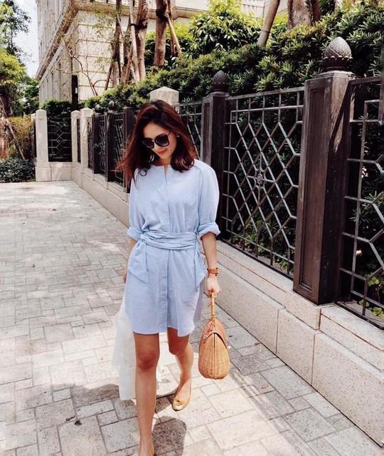 Jennifer Wei - Camille Shirt Dress