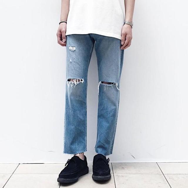 小川貴凡 - Danvers Sid Jeans