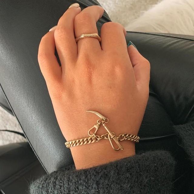 ever0ss - Gila Gold-Tone Bracelet