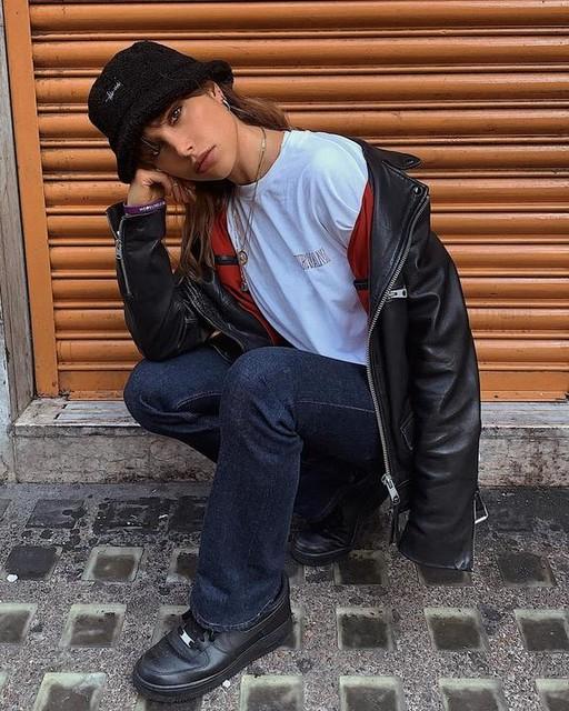 phoebetorrance - Billie Leather Biker Jacket