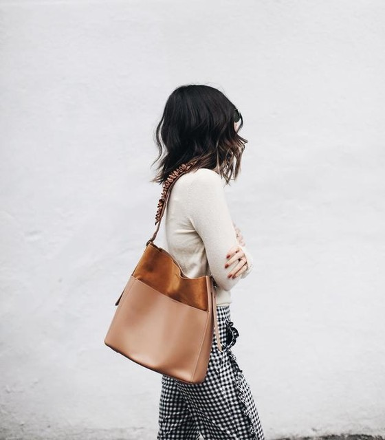 Elif Filyos - Maya North South Tote