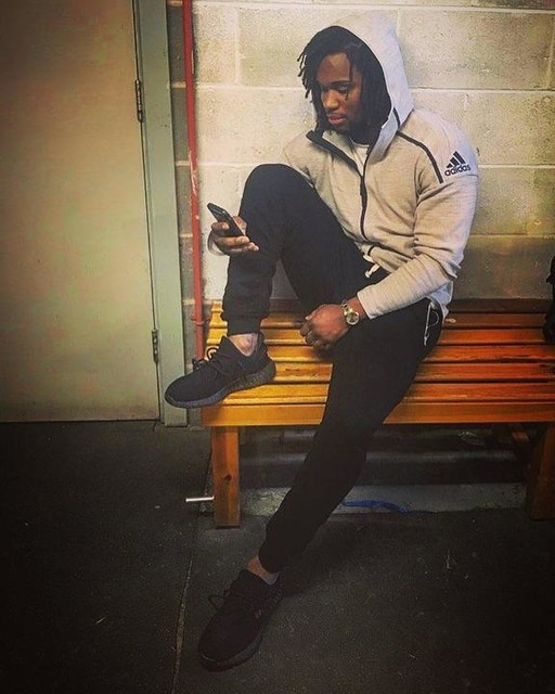 It's Icy in the 0161 ❄️ got my #ZNE hoodie keeping me warm! @adidasuk #createdbyadidas #chasers