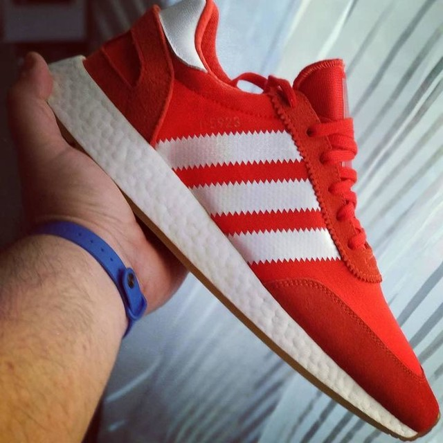 Reds are coming. #adidas #i5923 #iniki #sneakers #shoes #sneakerhead #red #3stripes #boosted #boost #greece
