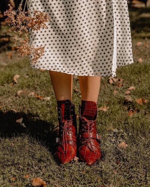 theauburnagenda - Katy Leather Boots