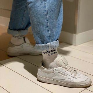 Reebok Classic Core Crew Sock 3 Socken für Herren Weiß
