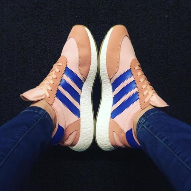 Birthday #kicks #adidas #iniki