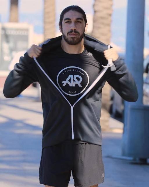 My favorite thing to do in the new Z.N.E hoodie Fast Release, is doing the Superman pose 🦸🏻‍♂ #RipReady #ZNE #adidasrunnerbeirut . P.S. waiting for the funny roasts 😂 . . #dapperdoctor