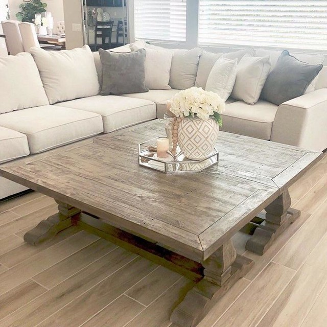 Caden Coffee Table Living Spaces