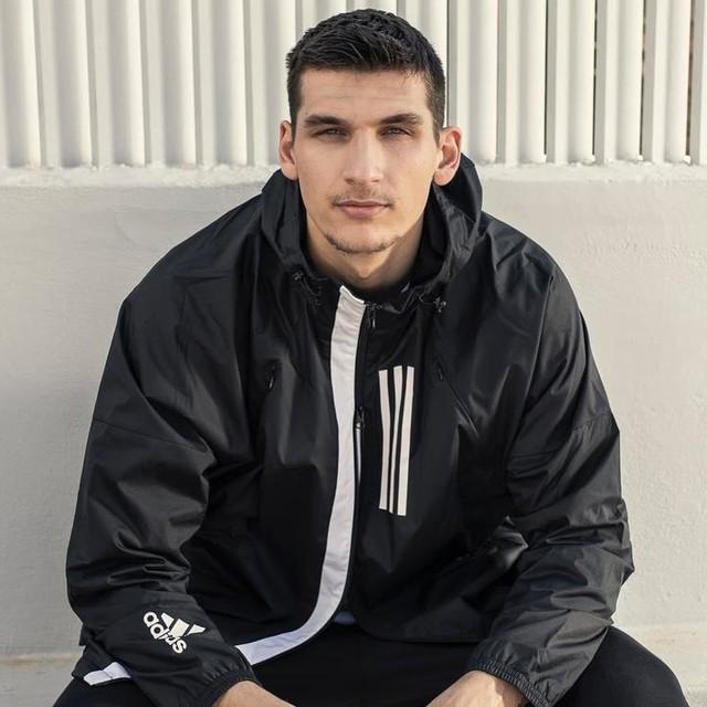Always ready in my W.N.D jacket. #adidasgr #adidasWND #createdwithadidas