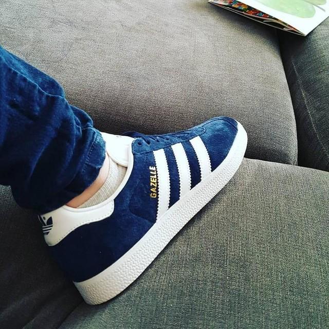 Loving my new shoes 😍😍😍 #newshoes #adidas #gazelle