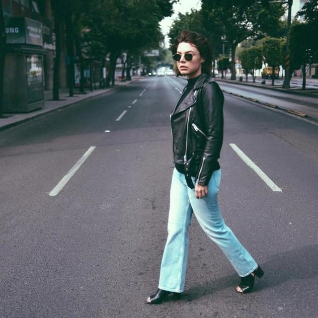 CΔJΔFRESCΔ - Balfern Leather Biker Jacket