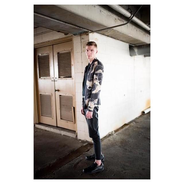 ALLSAINTS ?| Photographer ? - Romaji Long Sleeve Shirt