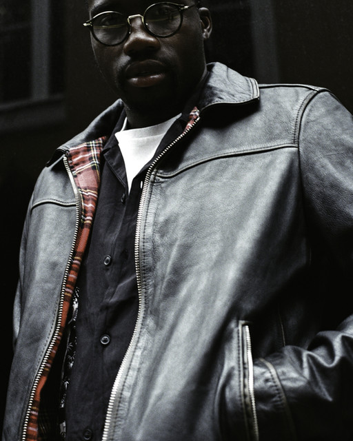 Harry Nathan - Caleb Leather Jacket