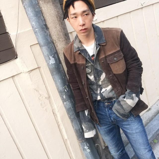 @yosekyung - Amori Iggy Jeans