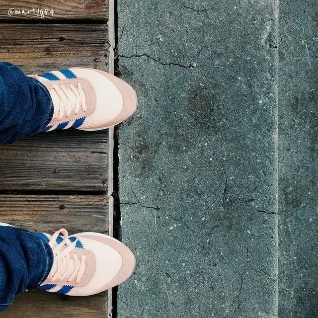 Kicks for days... #adidas #iniki #inikiboost
