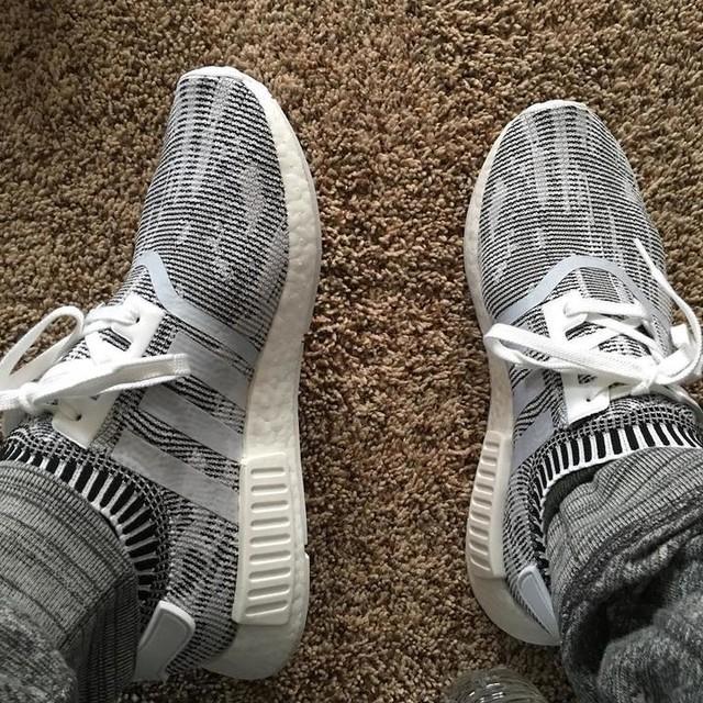 The newest cop😛 #nmd #primeknit #kixify #solecollector #kicksonfire #adidas #sneakerhead #sneakers