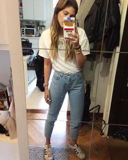 The Stylish Mouse | تمارا فرا - T-shirt Malin en soie