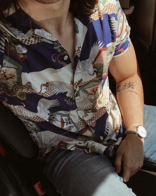 josebarbour_ - Shield Shirt