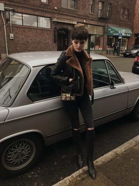 Julia Marie - Vaqueros Grace Slashed