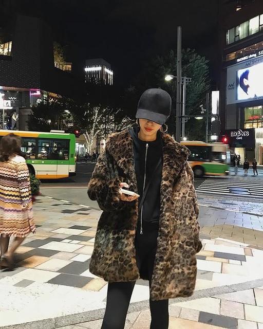 oooooayaooooo - Amice Leopard Jacket