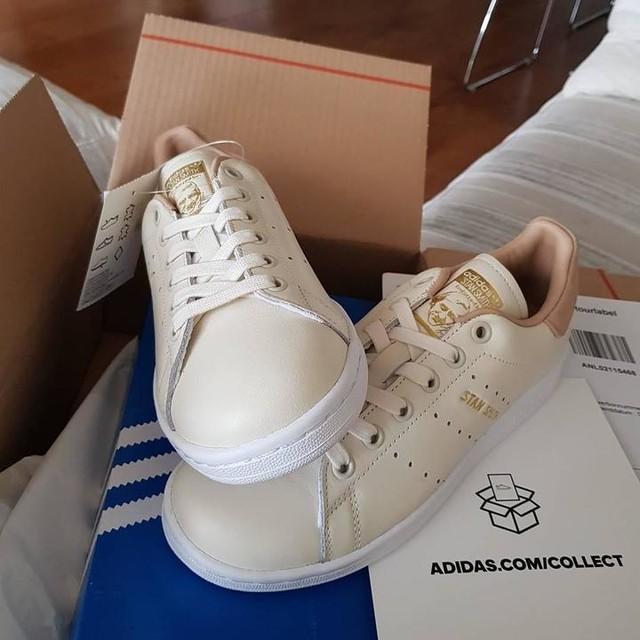 #adidas #3stripesstyle #stansmith #lovingit