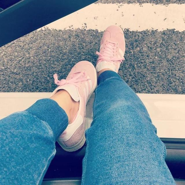 My Birthday present🎁  Thank you Yuki💕  #birthday #presents #adidas #shoes  #スニーカー #アディダス