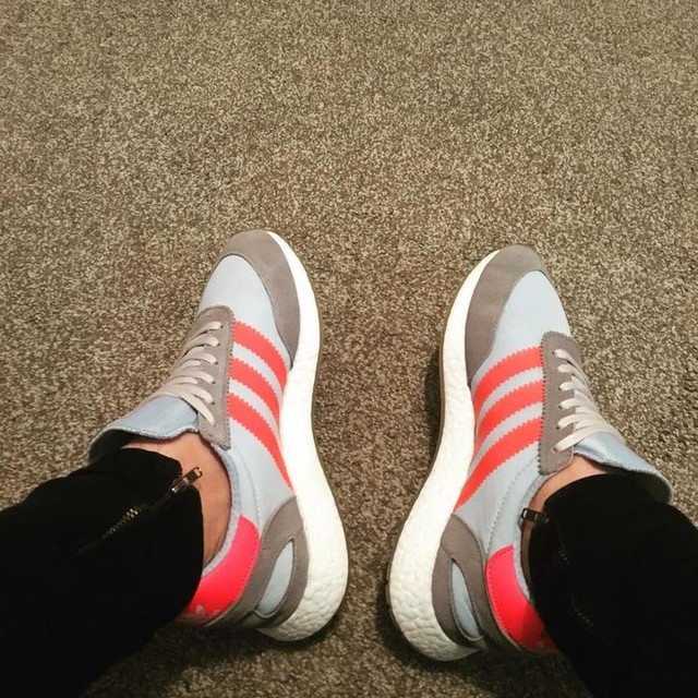 Summer 🔥 #iniki #adidas #boost