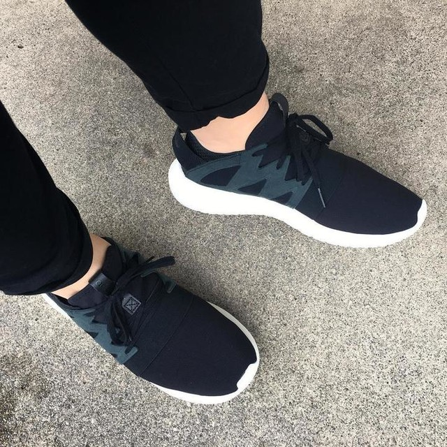 Adidas Tubular Runner Shoes Blue adidas Regional