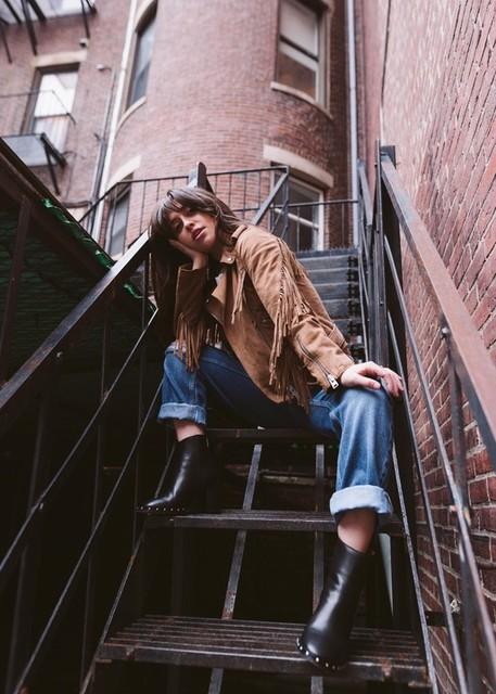 Samantha Romero  - Inez Boot