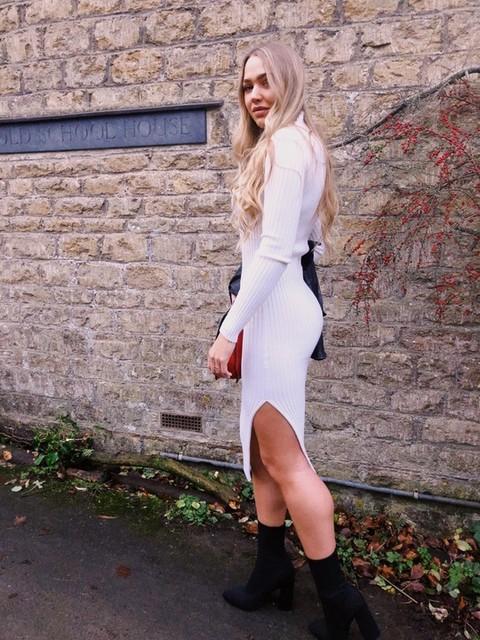 Meg Wills - Vries Dress