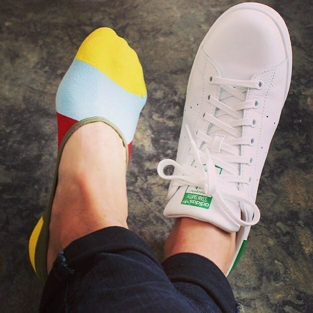 #adidas #stansmith #33  #socks