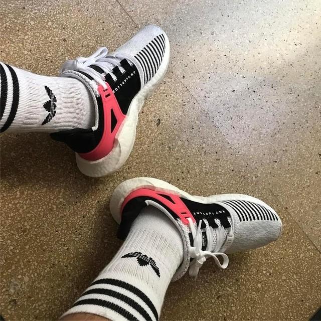 93/17  #eqtsupport9317 #boost #adidas #3stripesstyle #trefoilonmyfeet