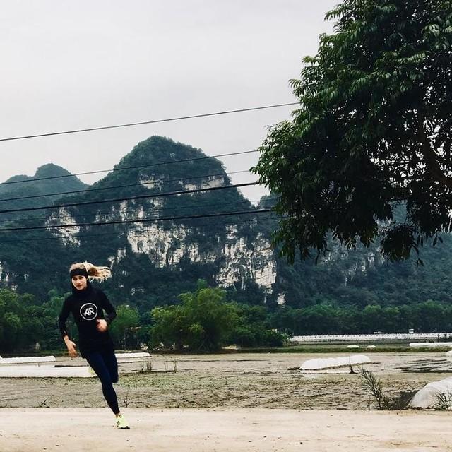 Poranny trening💪  Nie szukamy wymówek  #workout#trening#holiday#activeholiday#wietnam#ar#arw#takecharge#adidas
