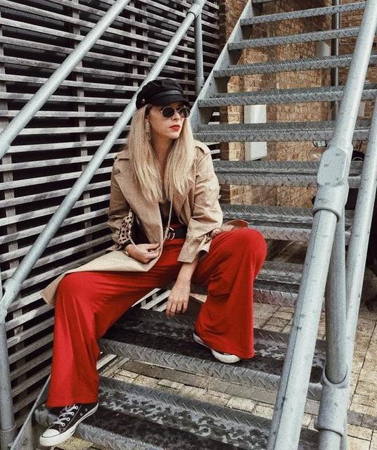 Léa B Lachowski - Trench Riley