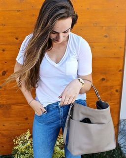 Style West - Bolso tote Echo North South