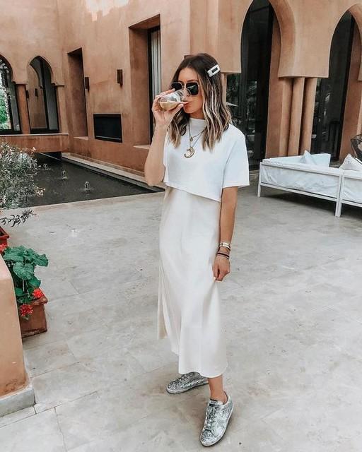 somewherelately - Benno T-Shirt Dress