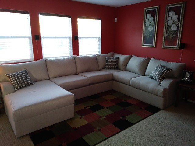 Stupendous Meyer 3 Piece Sectional With Left Arm Facing Chaise Living Uwap Interior Chair Design Uwaporg