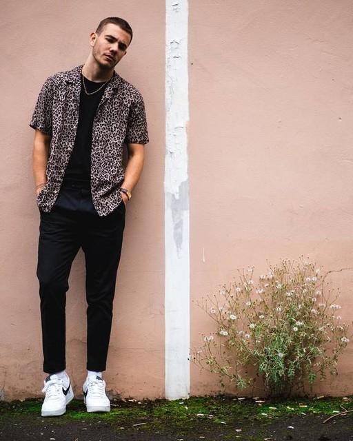 Ryanmy899 - Leopardtone Shirt