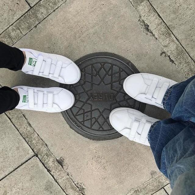 #потомучтомыкомплект #stansmith #adidas #originals #customdesign #threestripes