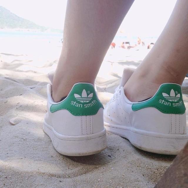 Khi nào gặp lại ✌️ #beach #summer #stansmith #adidas #photooftheday #analog