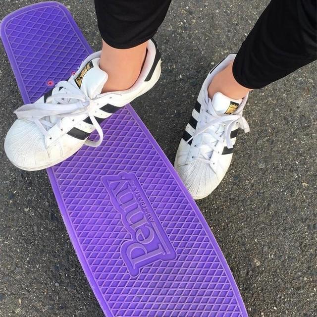 いつものさんにんの日 . . . #superstar #adidas #adidasoriginals #sneaker #penny #purple #holiday #instagood #instagram #followme