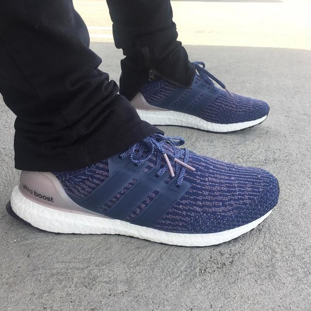 Adidas Ultra Boost Black And Blue