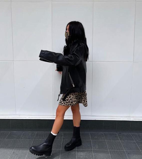 r.umsha - Billie Leather Boots
