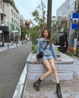 ALLSAINTS JAPAN - Hay Denim Jacket