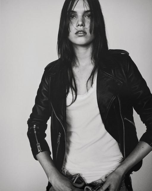 AllSaints - Balfern Leather Biker Jacket