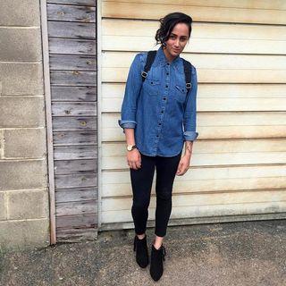 Tania Panesar - Grace Jeans