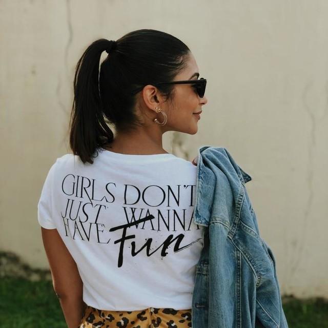 batistyle - T-Shirt Journée Internationale de la Femme
